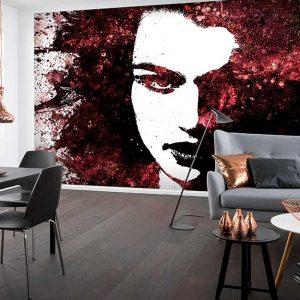 پوستر دیواری تصویر چهره زن کد z-10703