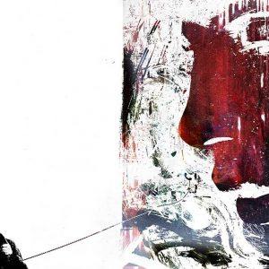 پوستر دیواری تصویر چهره زن کد z-10501