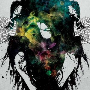 پوستر دیواری تصویر چهره زن کد z-10706
