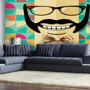 پوستر دیواری فان و خنده دار کد y-13865