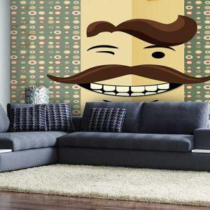 پوستر دیواری فان و خنده دار کد y-13866