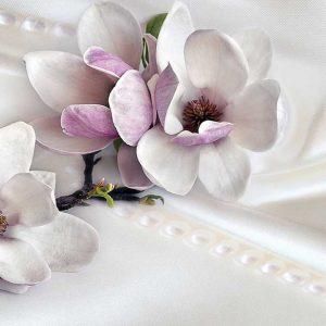 پوستر دیواری گل های سه بعدی کد g3983 - posteronline.co