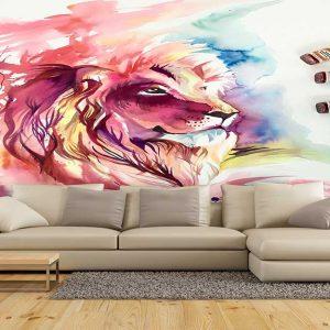 پوستر دیواری حیوانات کد h-11166