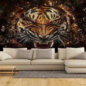 پوستر دیواری حیوانات کد h-11169