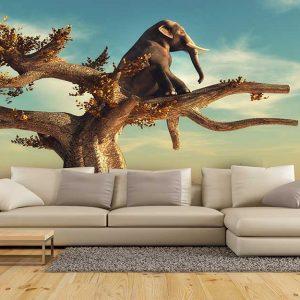 پوستر دیواری حیوانات کد h-11252