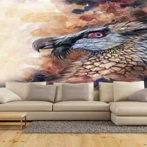 پوستر دیواری حیوانات کد h-11275