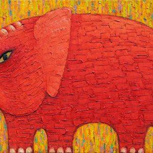 پوستر دیواری حیوانات کد h-11245