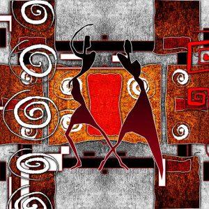 پوستر دیواری خاص کد E-13163