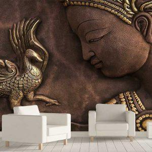 پوستر دیواری مجسمه و تاریخی کد m-12406