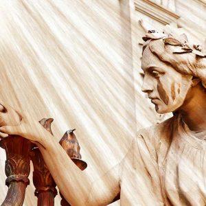 پوستر دیواری مجسمه و تاریخی کد m-12405