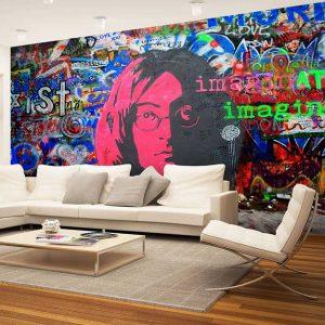 پوستر دیواری گرافیتی کد g-12204