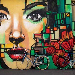 پوستر دیواری گرافیتی کد g-12203