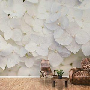 پوستر دیواری گل های بهاری کد F-8152