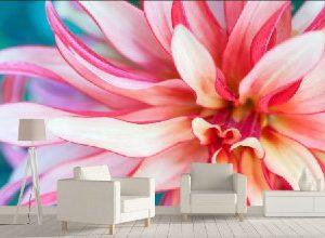 پوستر دیواری گل های بهاری کد F-8165