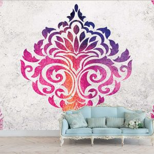 پوستر دیواری سنتی کد p-14159
