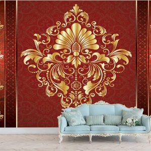 پوستر دیواری سنتی کد p-14165