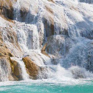 پوستر دیواری منظره آبشار کد n-7753