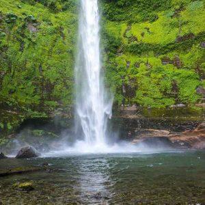 پوستر دیواری منظره آبشار کد n-7754