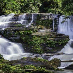 پوستر دیواری منظره آبشار کد n-7762