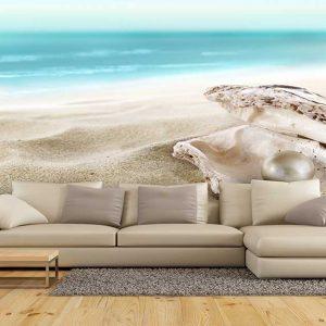 پوستر دیواری منظره دریا و ساحل کد n-7353