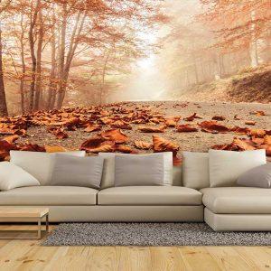 پوستر دیواری منظره پاییز کد n-6467