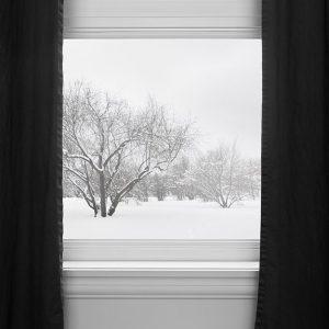 پوستر دیواری منظره زمستان کد n-6938