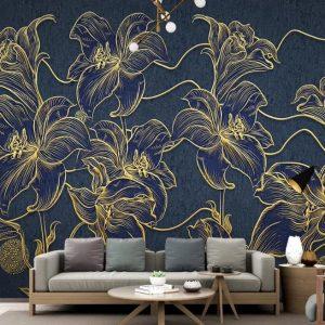پوستر دیواری سنتی کد l-6055
