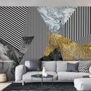 پوستر دیواری سنتی کد l-6057