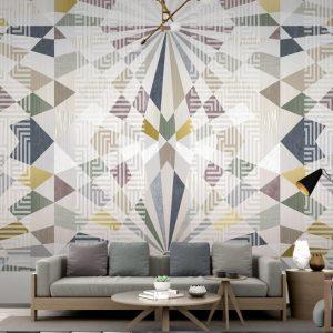 پوستر دیواری سنتی کد l-6060