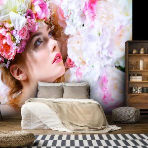 پوستر دیواری آرایشگاه زنانه کد w-2023