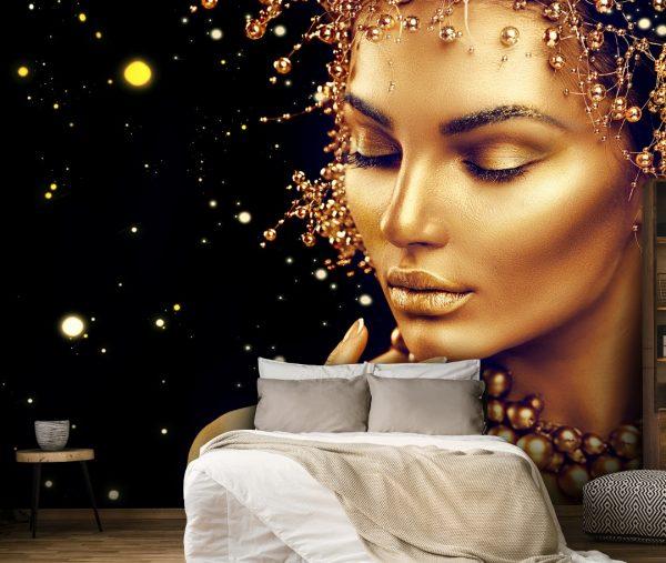پوستر دیواری آرایشگاه زنانه کد w-2025