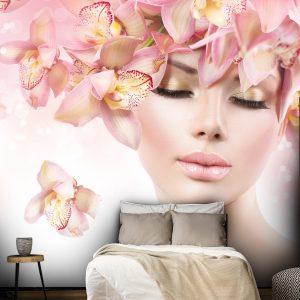 پوستر دیواری آرایشگاه زنانه کد w-2033