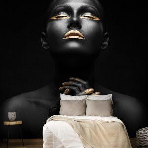 پوستر دیواری آرایشگاه زنانه کد w-2037