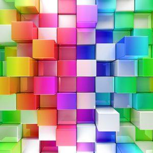 پوستر دیواری سه بعدی کد b-9321