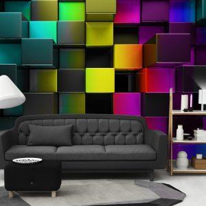 پوستر دیواری سه بعدی کد b-9301