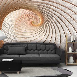 پوستر دیواری سه بعدی کد b-9304