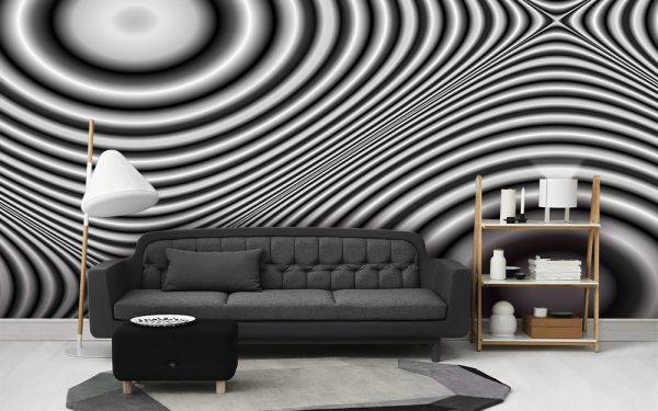 پوستر دیواری سه بعدی کد b-9331