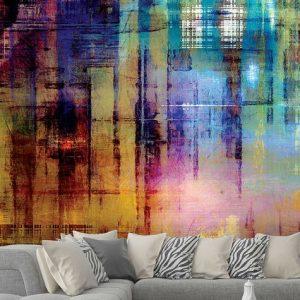 پوستر دیواری بکگراند سه بعدی کد b-9709