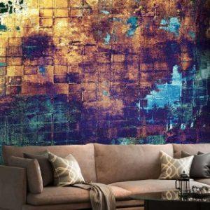 پوستر دیواری بکگراند سه بعدی کد b-9708