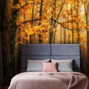 پوستر دیواری منظره پاییز کد n-6380