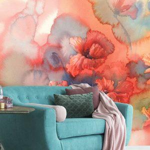 پوستر دیواری بکگراند رنگی کد b-10174