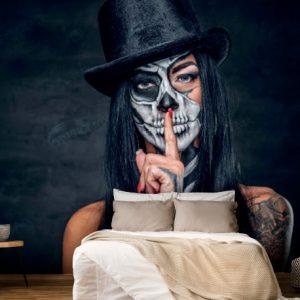 پوستر دیواری آرایشگاه زنانه کد w-2039
