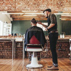 پوستر دیواری آرایشگاه مردانه کد b-2044