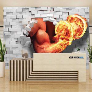 پوستر دیواری اسپرت ورزشیmt-83359