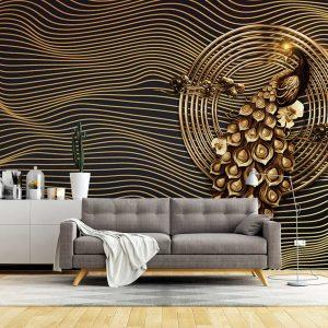 پوستر دیواری لاکچری mt-83522