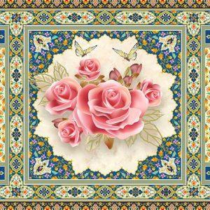 پوستر دیواری سنتی کد mt-83580