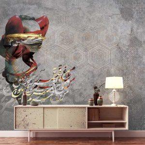 پوستر دیواری لاکچری M-99011